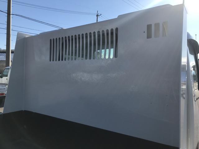ダンプ 低床 5速MT エアコン パワステ PW ディーゼル(7枚目)