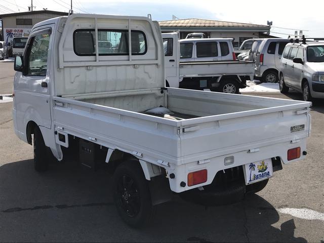 4WD 5速マニュアル 修復歴無 社外アルミホイール 三方開(4枚目)