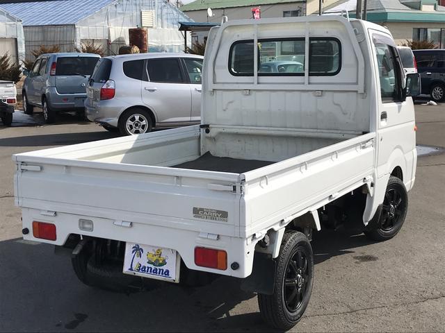 4WD 5速マニュアル 修復歴無 社外アルミホイール 三方開(6枚目)
