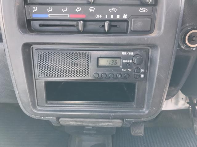 4WD 5速マニュアル 修復歴無 社外アルミホイール 三方開(16枚目)