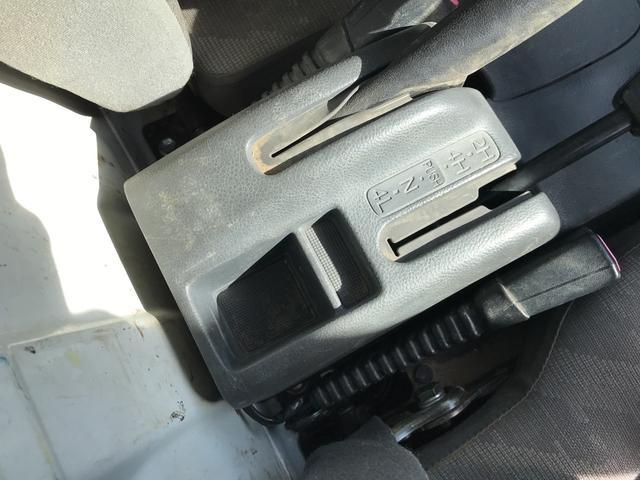 4WD 5速マニュアル 修復歴無 社外アルミホイール 三方開(22枚目)