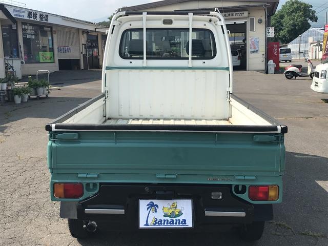 4WD 5速マニュアル 三方開 CD AUX 車検整備付き(6枚目)