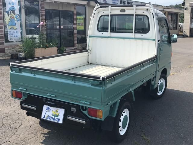 4WD 5速マニュアル 三方開 CD AUX 車検整備付き(7枚目)