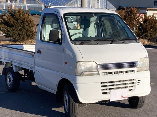 4WD 5速マニュアル パワーステアリング 三方開 ドアバイザー ラジオ 修復歴無し 保証付き 走行距離82004キロ 車検整備付き(3枚目)