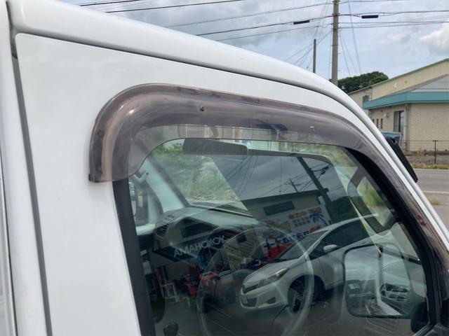 4WD 5速マニュアル パワーステアリング 三方開 ドアバイザー ラジオ 修復歴無し 保証付き 走行距離82004キロ 車検整備付き(41枚目)