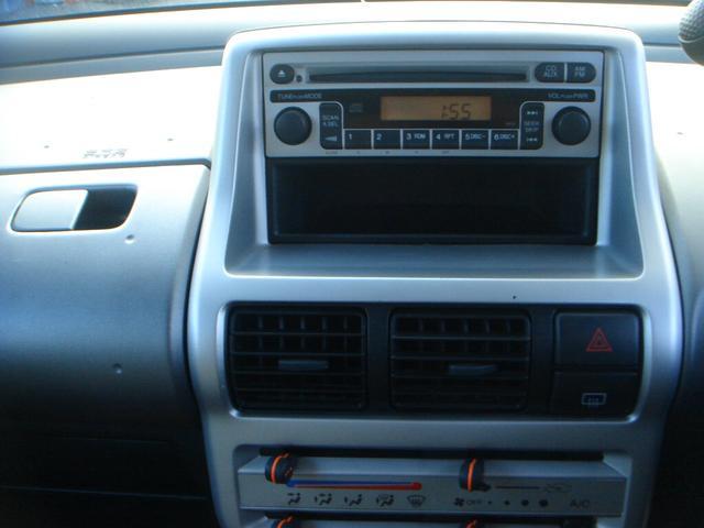 ベースグレード 4WD コラムAT CD 電動格納ドアミラー(5枚目)