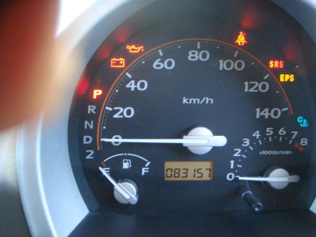 ベースグレード 4WD コラムAT CD 電動格納ドアミラー(7枚目)