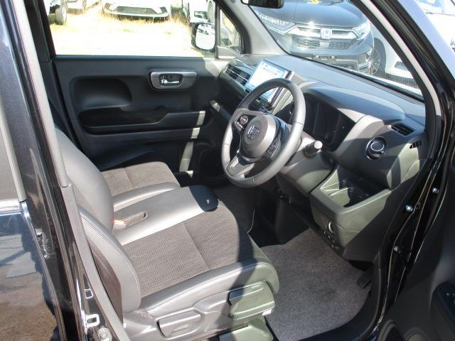 L・ターボホンダセンシング 4WD 禁煙車 バックカメラ ETC クルーズコントロール クリアランスソナー オートライト LEDヘッドライト オートマチックハイビーム シートヒーター(12枚目)