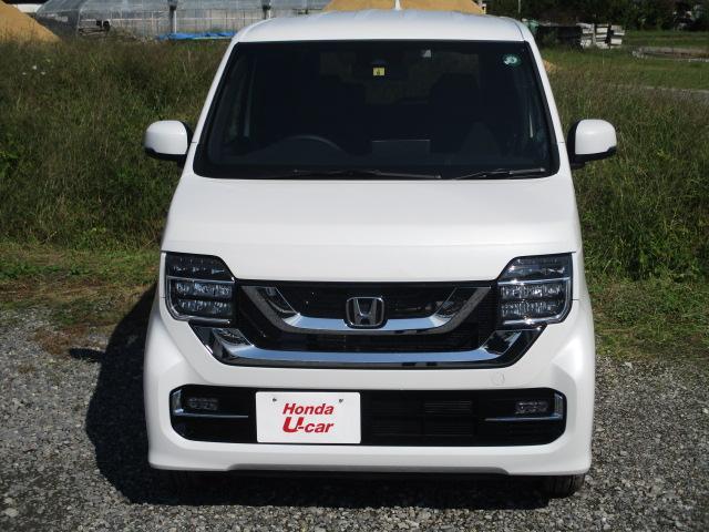 L・ターボホンダセンシング 4WD ワンオーナー 禁煙車 クルーズコントロール レーンアシスト クリアランスソナー バックカメラ ETC オートライト LEDヘッドライト オートマチックハイビーム(2枚目)