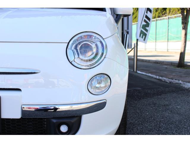 「フィアット」「フィアット 500」「コンパクトカー」「山梨県」の中古車8