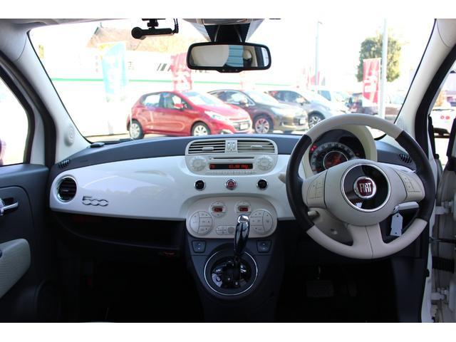 「フィアット」「フィアット 500」「コンパクトカー」「山梨県」の中古車9