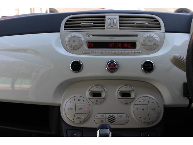「フィアット」「フィアット 500」「コンパクトカー」「山梨県」の中古車14