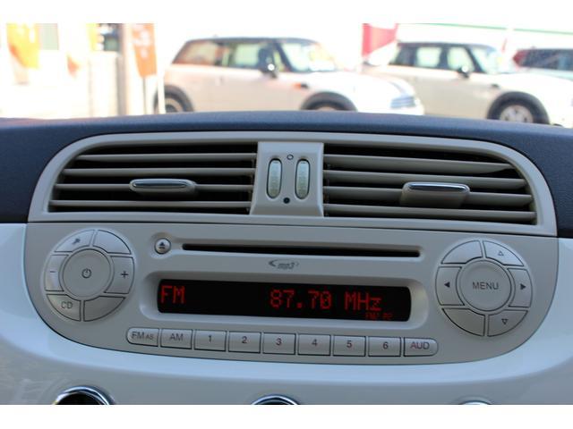 「フィアット」「フィアット 500」「コンパクトカー」「山梨県」の中古車27