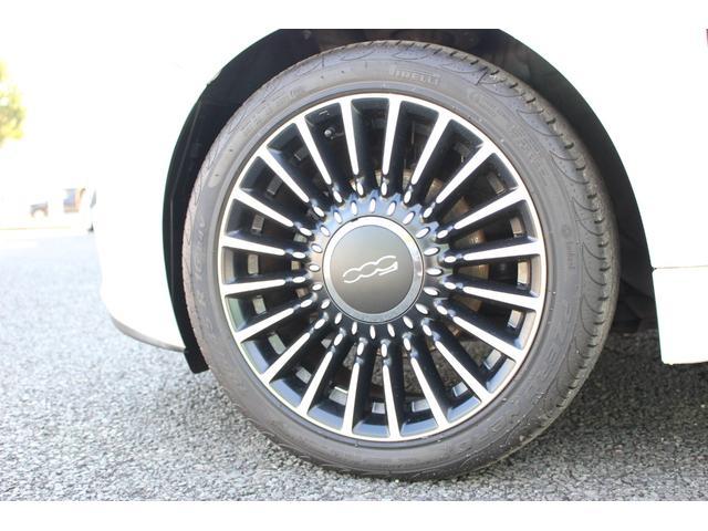 「フィアット」「フィアット 500」「コンパクトカー」「山梨県」の中古車45