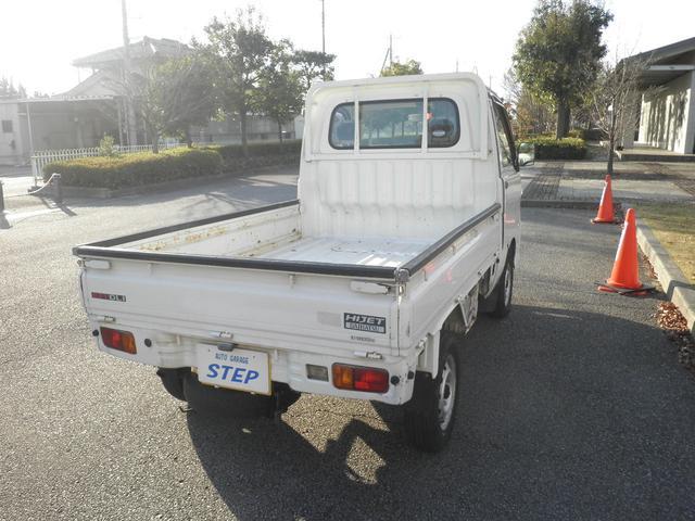 スペシャル 4WD パワステ マニュアル(6枚目)