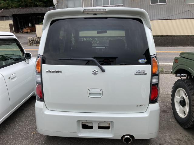 RR-DI 4WD MD+CDオーディオ セキュリティアラーム 14インチアルミ 走行87645キロ(8枚目)