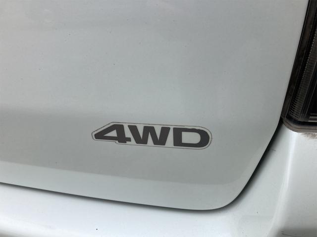 RR-DI 4WD MD+CDオーディオ セキュリティアラーム 14インチアルミ 走行87645キロ(12枚目)
