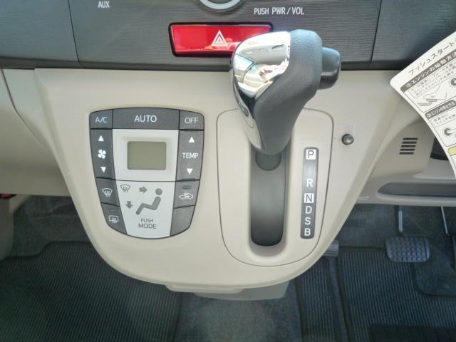 ダイハツ ムーヴ X 4WD エコアイドル
