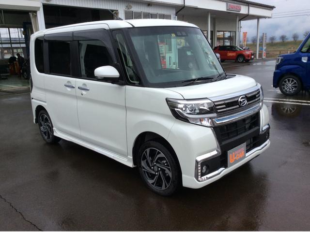 「ダイハツ」「タント」「コンパクトカー」「長野県」の中古車6