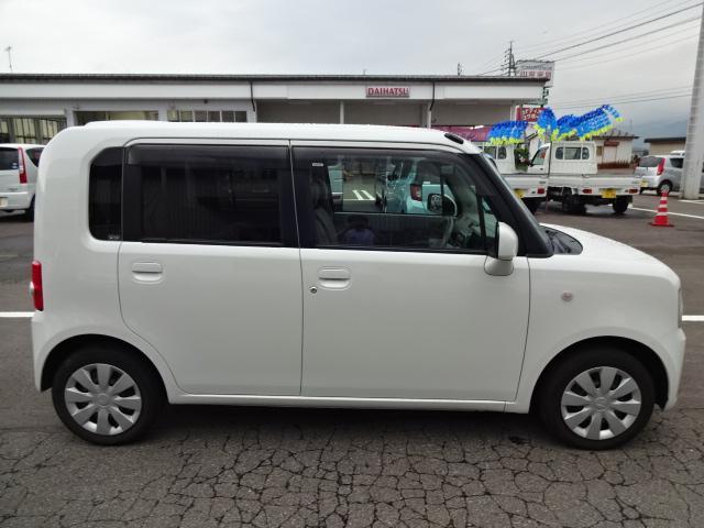 ダイハツ ムーヴコンテ Xスペシャル 4WD