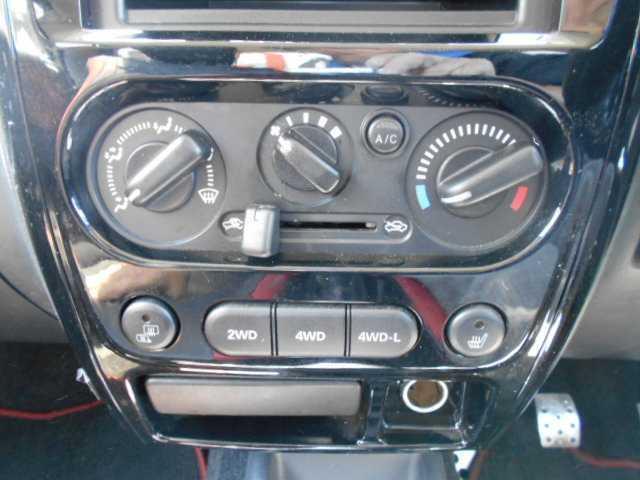 クロスアドベンチャー ターボ 4WD リフトアップ(10枚目)
