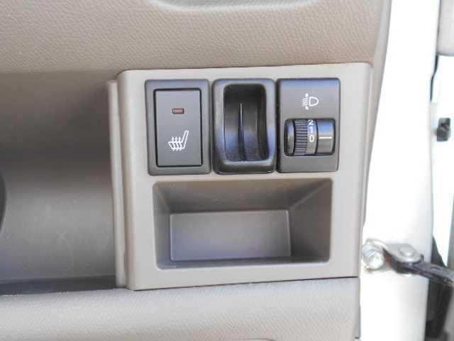 X4WD インテリキー キーフリー シートヒーター(14枚目)