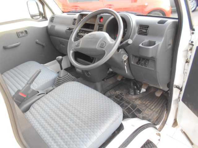 JA 4WD エアコンパワステ(6枚目)