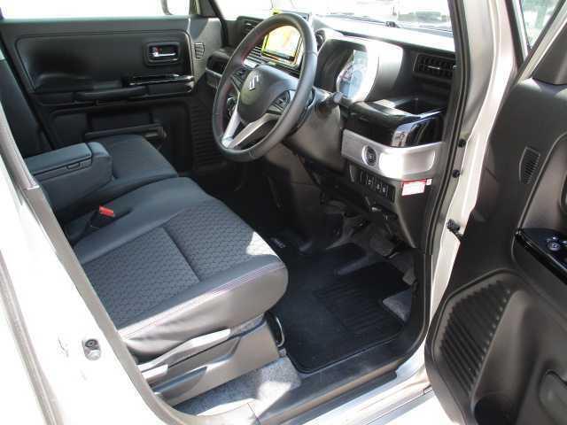 ハイブリッドXSターボ 4WD ターボ 両側電動スライドドア 社外SDナビ(8枚目)