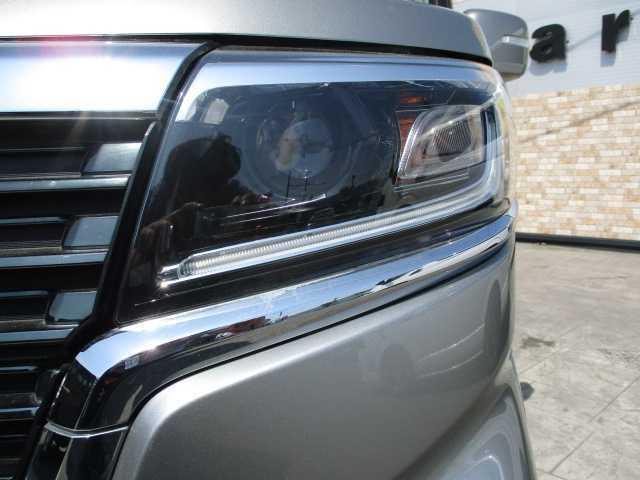 ハイブリッドXSターボ 4WD ターボ 両側電動スライドドア 社外SDナビ(17枚目)