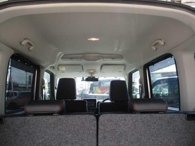 ハイブリッドXSターボ 4WD ターボ 両側電動スライドドア 社外SDナビ(18枚目)