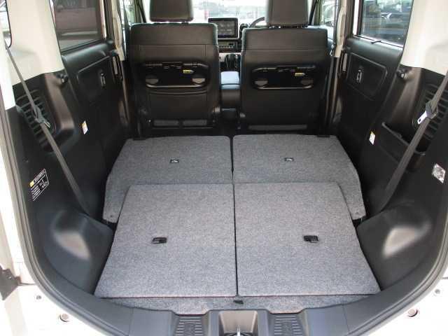 ハイブリッドXSターボ 4WD ターボ 両側電動スライドドア 社外SDナビ(19枚目)