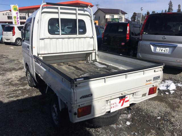 ジャンボ 4WD 5MT(7枚目)
