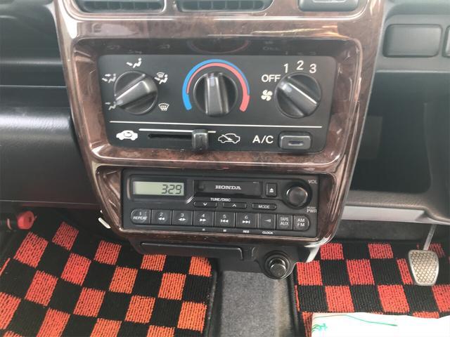 L  カセット 軽自動車 ホワイト AT AC(14枚目)