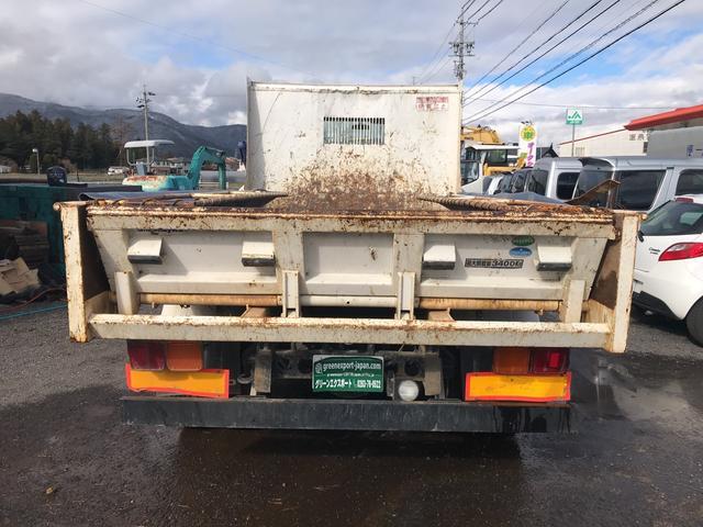 4トンダンプ 電動 コボレン付 Lゲート キーレス(15枚目)
