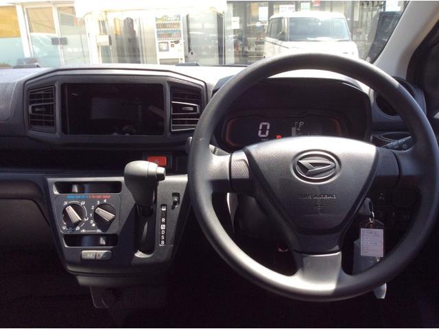 L SAIII 4WD CVT オーディオレス スマートアシスト(8枚目)
