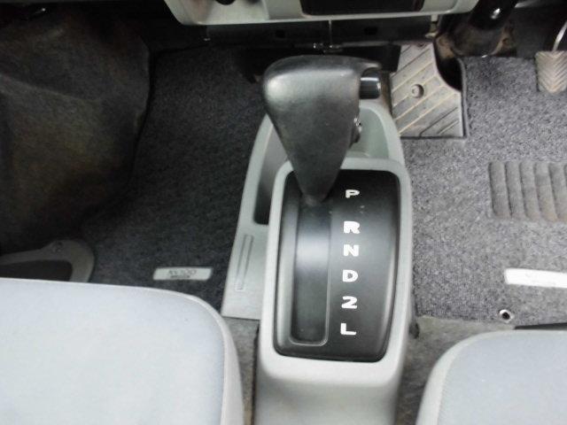 GXターボ 4WD  CD付(15枚目)