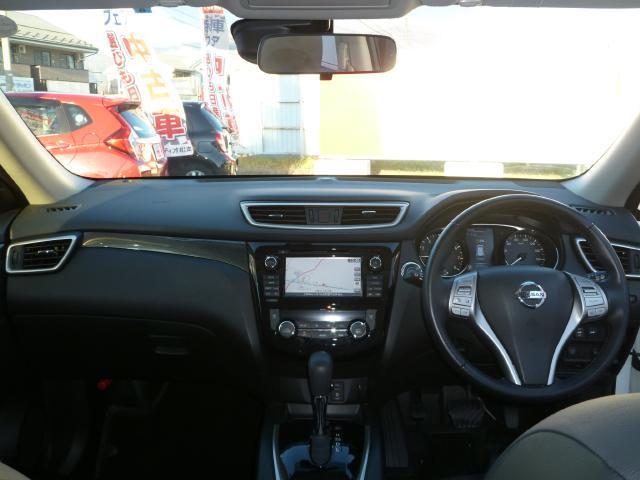 日産 エクストレイル 20XT エマージェンシブレーキPG アラウンドビューモニタ