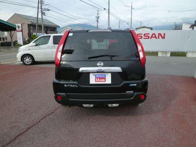 「日産」「エクストレイル」「SUV・クロカン」「長野県」の中古車7