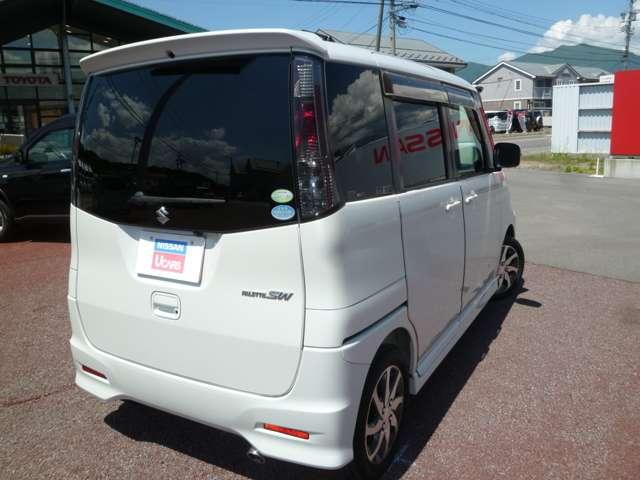 「スズキ」「パレット」「コンパクトカー」「長野県」の中古車2