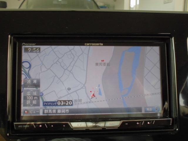 X 社外HDDナビTV アルミホイール ETC インテリキー(18枚目)