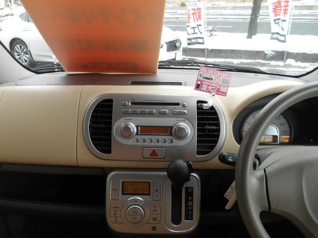 日産 モコ E 2WD ワンオーナー 純正オーディオ インテリキー
