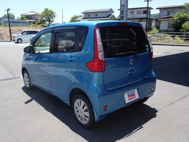 「日産」「デイズ」「コンパクトカー」「長野県」の中古車8