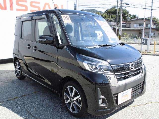 「日産」「デイズルークス」「コンパクトカー」「長野県」の中古車8