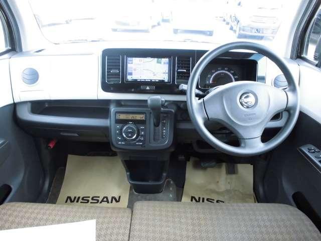 660 X FOUR 4WD インテリキ- 社外ナビ ワンセグ(3枚目)