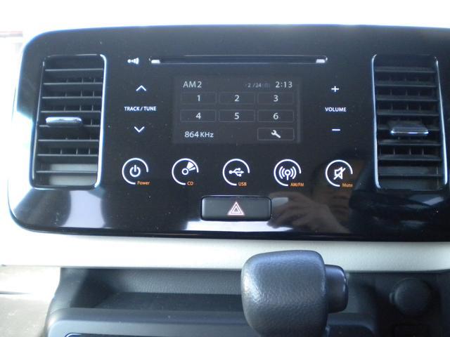 バックモニター付オーディオ インテリキー 4WD(4枚目)