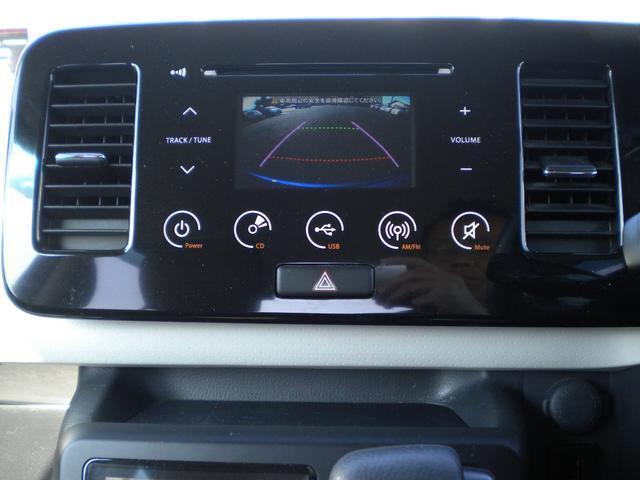 バックモニター付オーディオ インテリキー 4WD(5枚目)