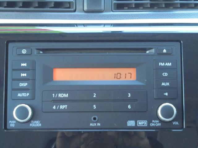 日産 デイズ J 純正CDチューナー UVカットガラス リモコンキー