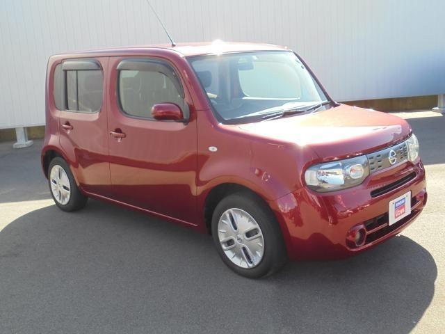 「日産」「キューブ」「ミニバン・ワンボックス」「長野県」の中古車5