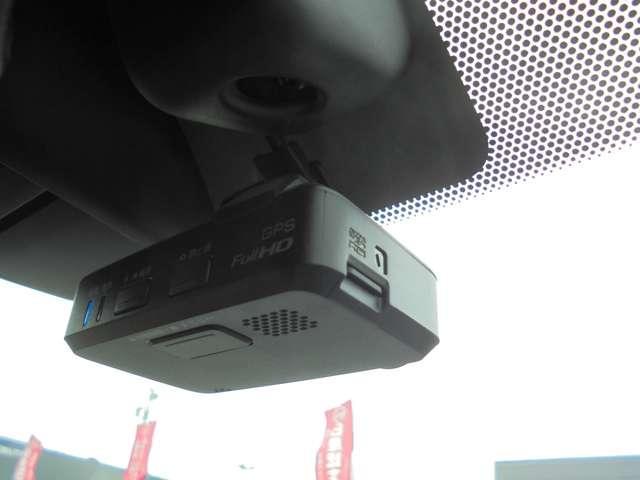 ドライブレコーダーで録画OK