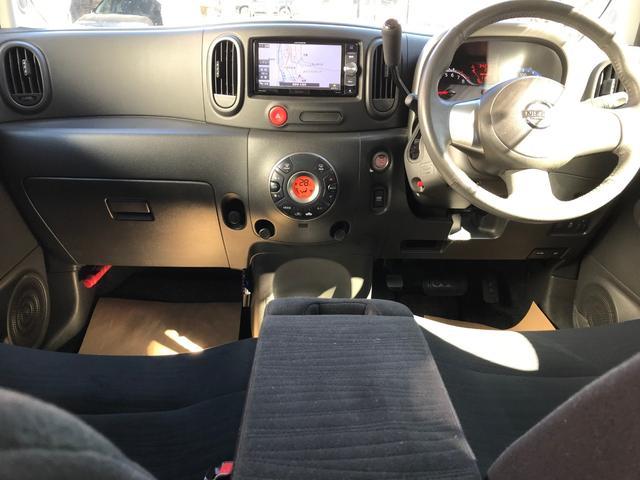 「日産」「キューブ」「ミニバン・ワンボックス」「長野県」の中古車3